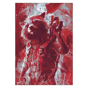 Портретный постер Avengers