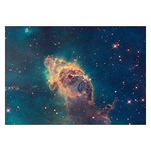Космические пейзажи