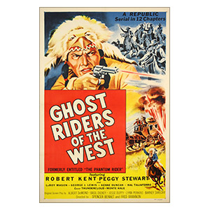 Ghost Riders of the West
