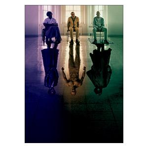 Панорамный постер Glass