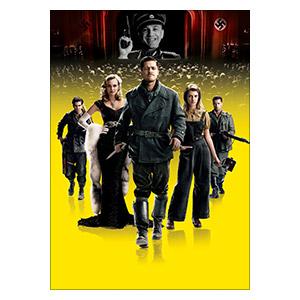 Панорамный постер Inglourious Basterds