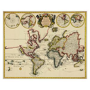 Старые и древние карты