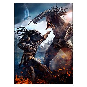 Панорамный постер Predator
