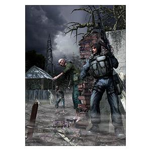 Панорамный постер STALKER