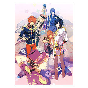 Панорамный постер Uta no Prince-sama