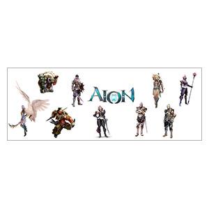 Подарочная обёртка для постеров Aion