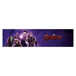 Подарочная обёртка для постеров Avengers