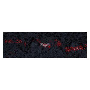 Подарочная обёртка для постеров Batman