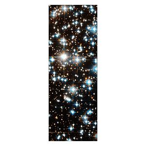 Подарочная обёртка для постеров Космические пейзажи