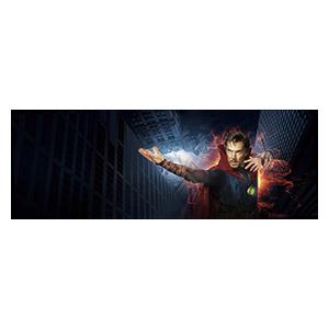 Подарочная обёртка для постеров Doctor Strange