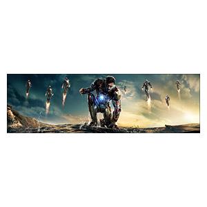 Подарочная обёртка для постеров Iron Man