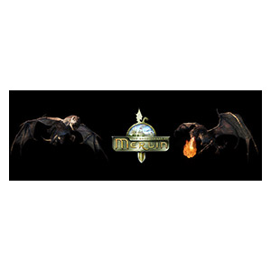 Подарочная обёртка для постеров Merlin
