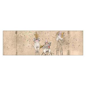 Подарочная обёртка для постеров Okama Art