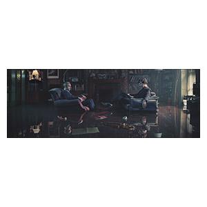 Подарочная обёртка для постеров Sherlock BBC