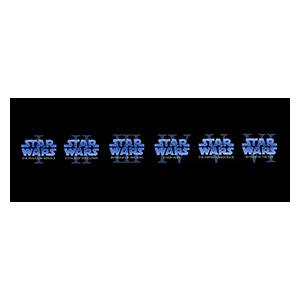 Подарочная обёртка для постеров Star Wars