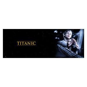 Подарочная обёртка для постеров Titanic