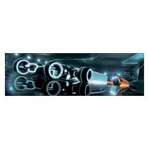 Подарочная обёртка для постеров Tron