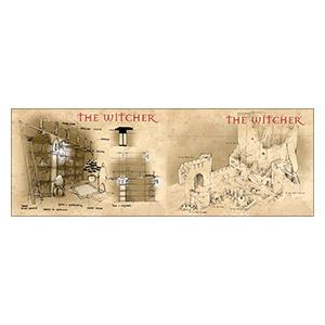 Подарочная обёртка для постеров Witcher