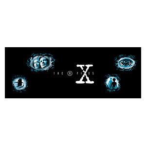 Подарочная обёртка для постеров X-Files